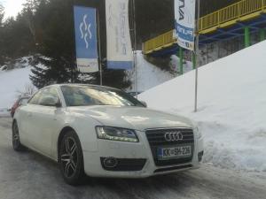 Audi a5 na avto plin plineks lpg